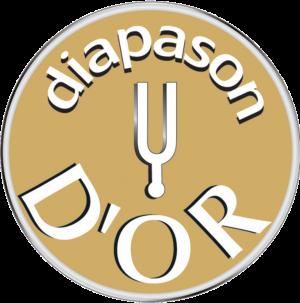 Logo Diapason d'or