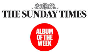 Logo The Sunday Times - Album of the Week