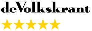 Logo 5/5 De Volkskrant