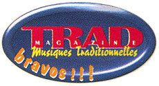 Logo TradMag - Bravo de TradMag